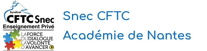 Snec-CFTC Academie de Nantes