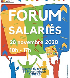Forum Salariés Ogec  ANGERS Samedi 28 novembre 2020